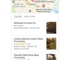 Website Content a Ranking Factor for Google Local Results