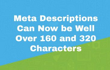 Meta Descriptions Can Now be Well Over 160 and 320 Characters [Case Study]