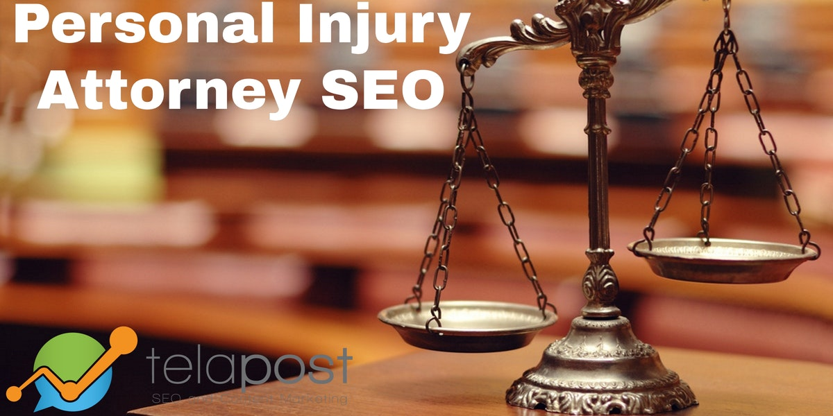 Personal Injury Attorney SEO and Content Marketing