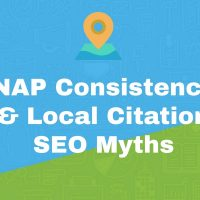 NAP Consistency and Local Citation SEO Myths - 2018 Edition