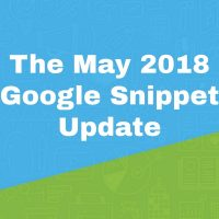 Meta Description Guidelines After The May 2018 Google Snippet Update