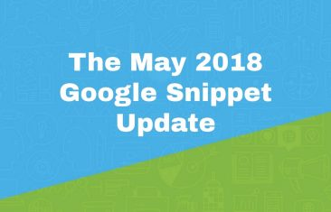 May 2018 Google Snippet Update
