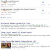 Rich Snippet Video Thumbnails Displaying in Organic Search Results May 2018