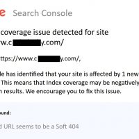 Does Google issue Soft 404 errors for Thin Content?