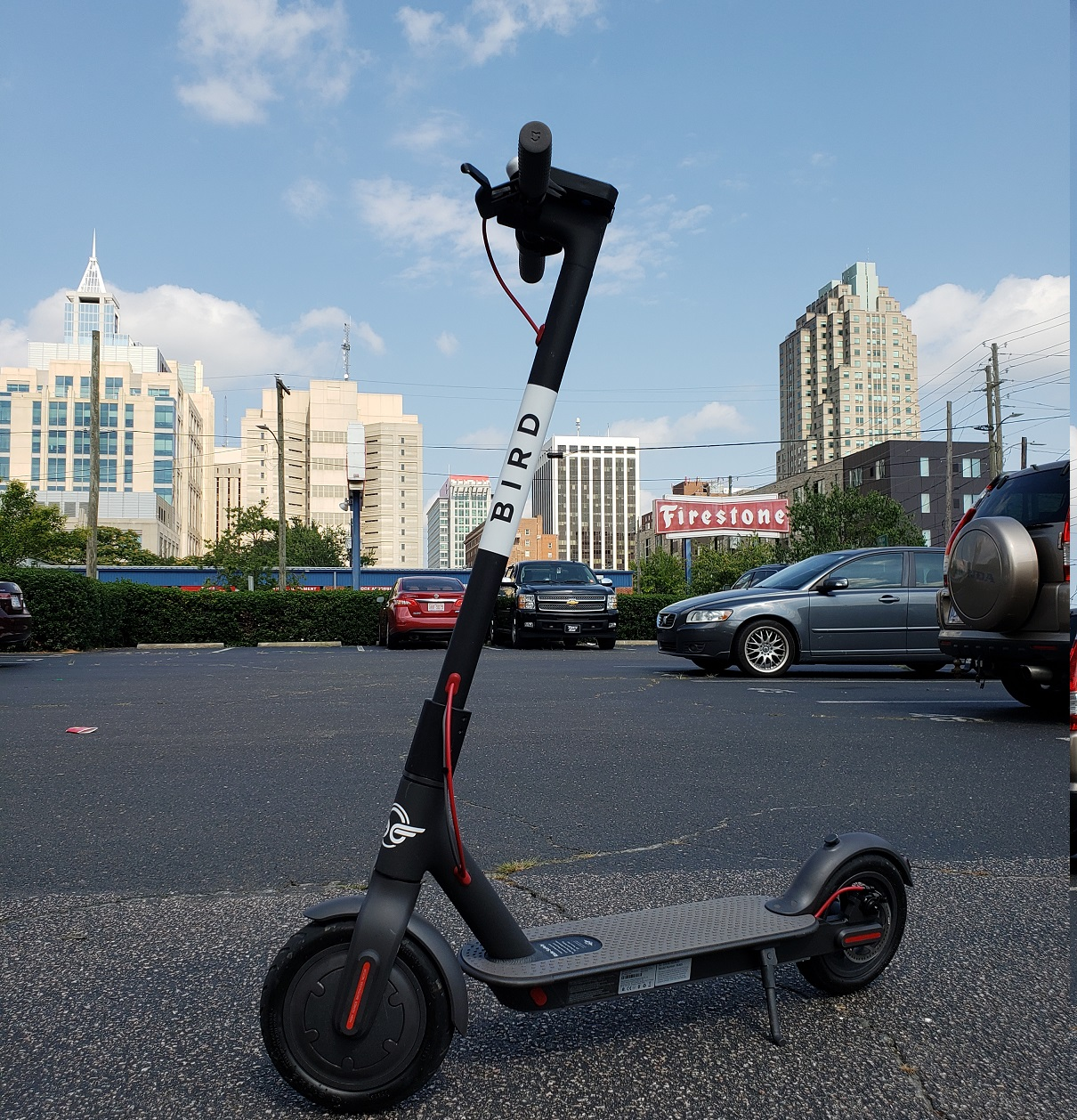 bird scooters in raleigh everything you need to know. Black Bedroom Furniture Sets. Home Design Ideas