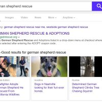 "The Yahoo ""Feel-Good Results"" Algorithm"