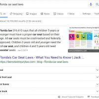 Google's Multi Featured Snippets with FIVE Results