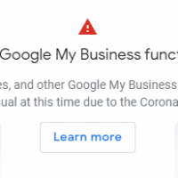 COVID-19 Google My Business Resource & FAQs